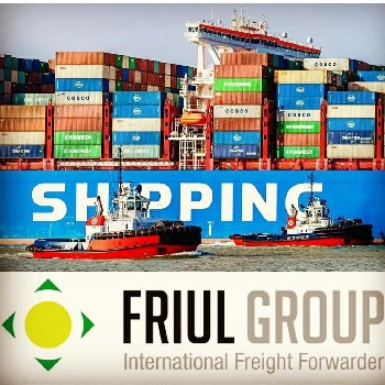Friul Group | International Freight Forwarder